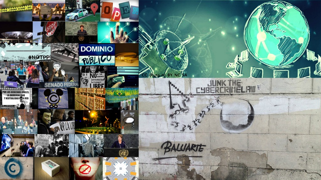 Collage Cibercrimen