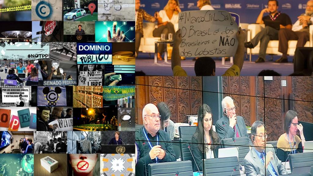 Collage Gobernanza